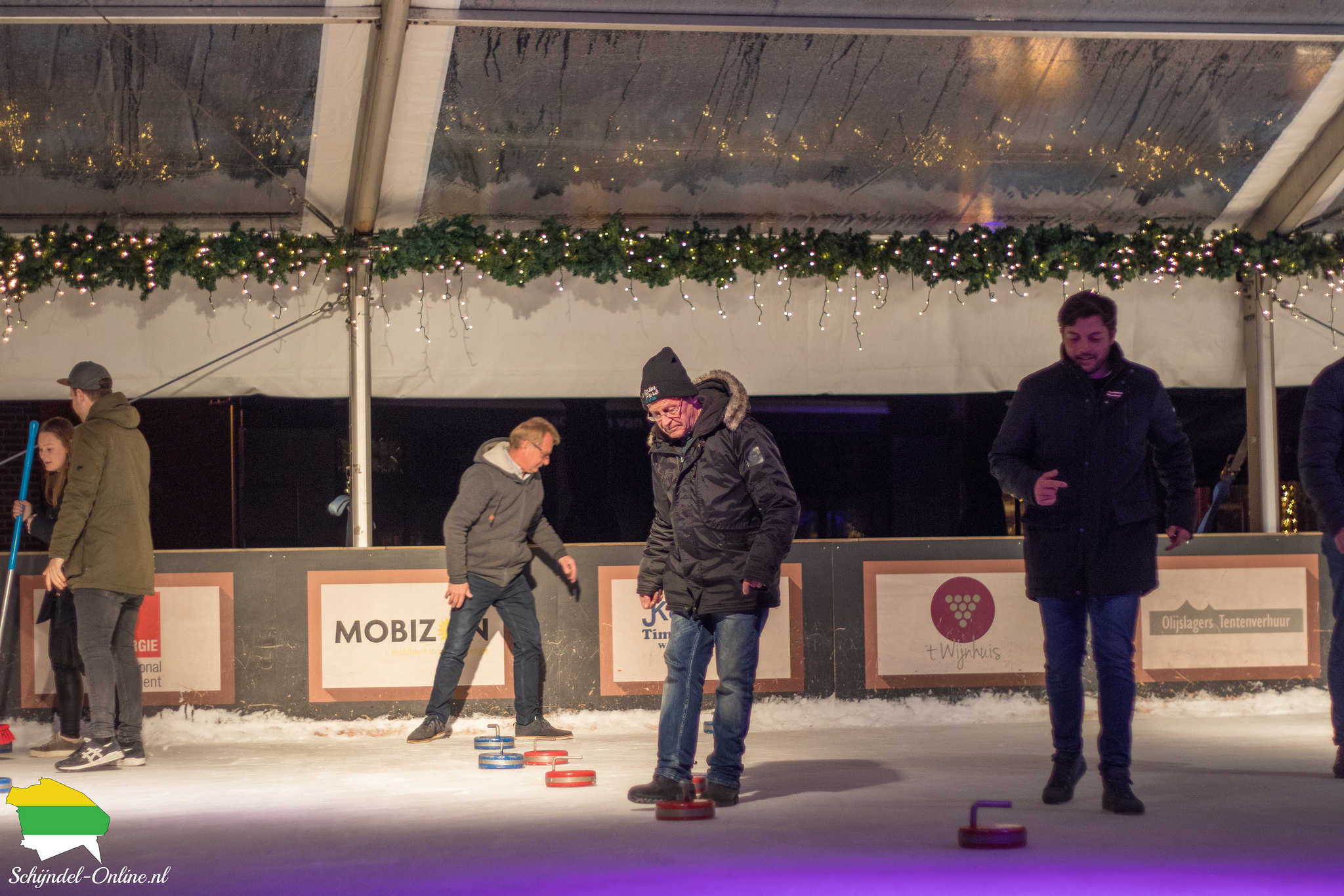 Curling Winterpark Schijndel 2018