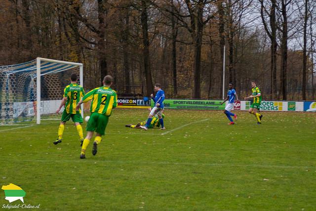 SV Avanti'31, Constantia, Voetbal