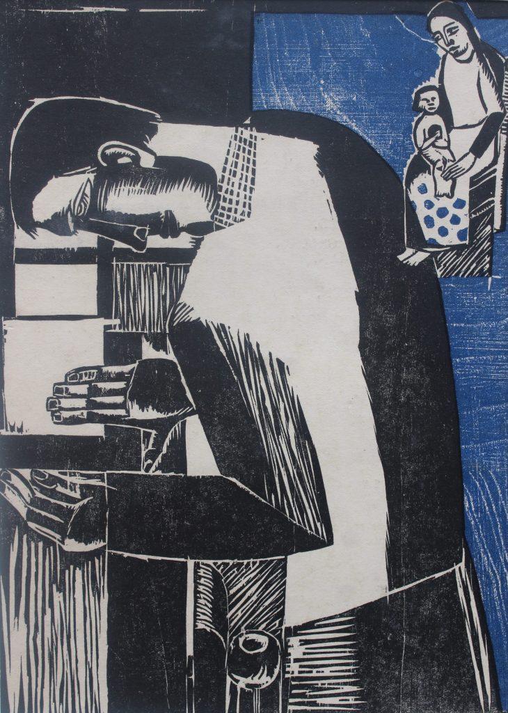 De timmerman 1925