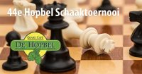 Hopbel Schaaktoernooi 2019