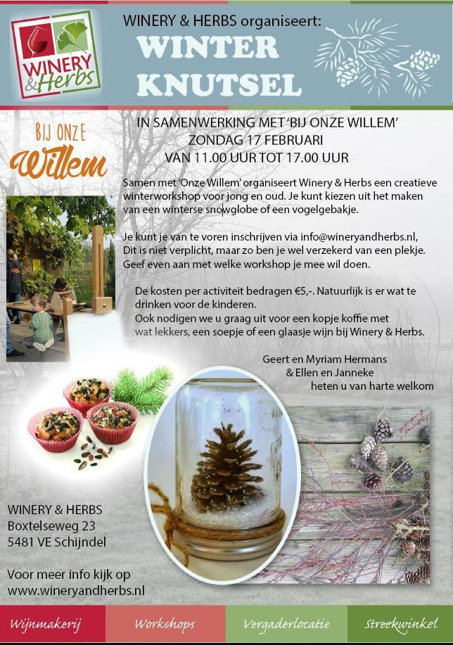 Knutseldag Winery and Herbs