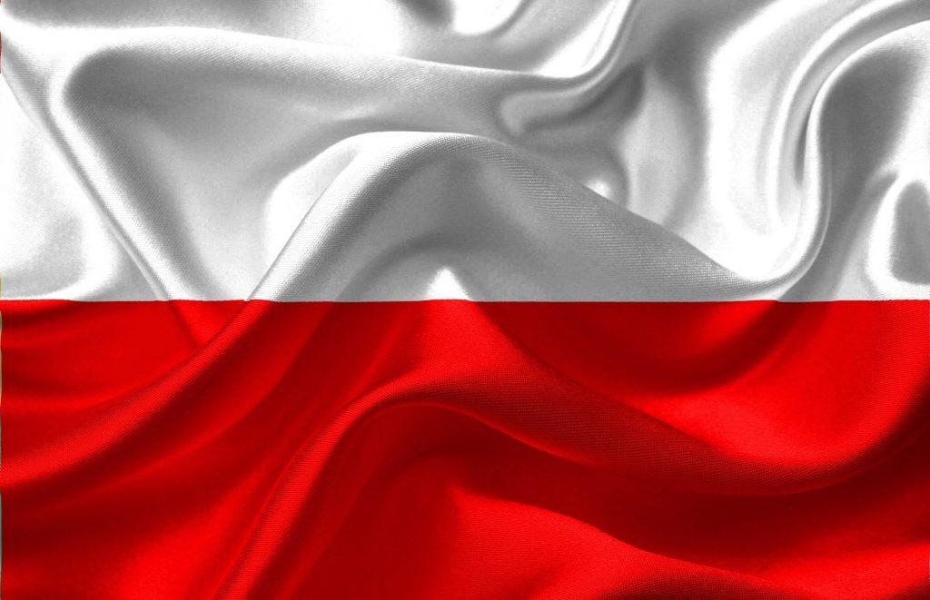 Vlag, Polen