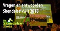 vragen en antwoorden Skendelse Kwis 2018