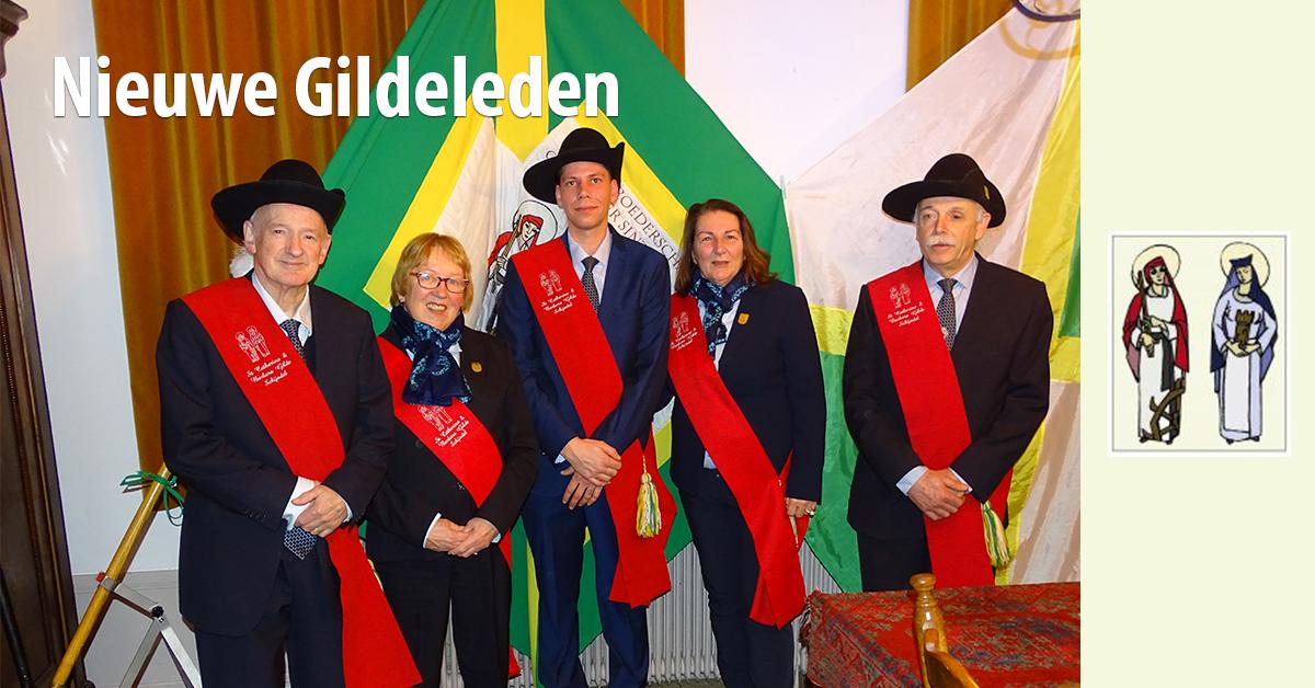 Gilde leden Schijndel