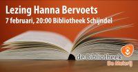 Bibliotheek, Lezing Hanna Bervoets