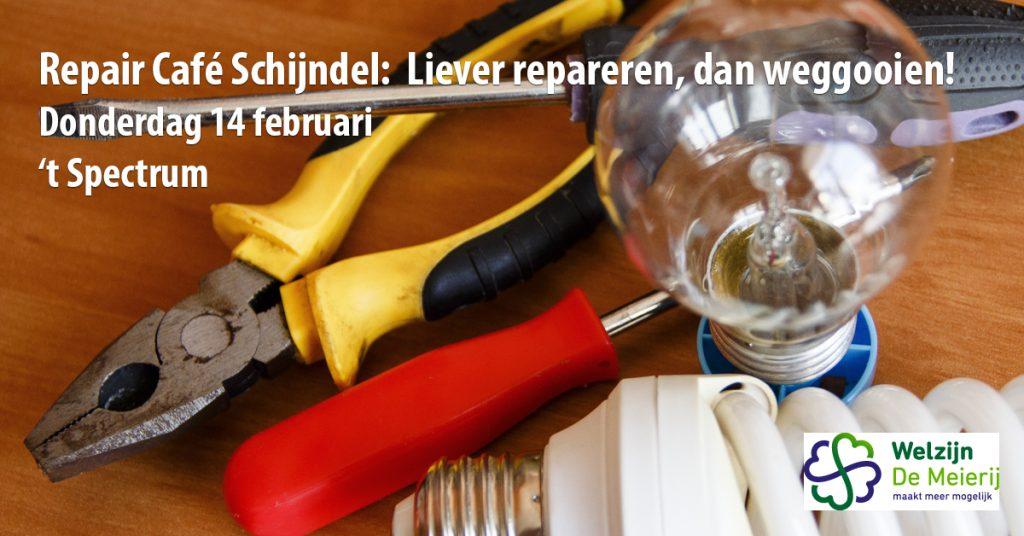 Welzijn de Meierij, Repair-Cafe