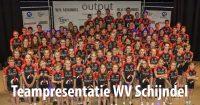 Teampresentatie WV Schijndel