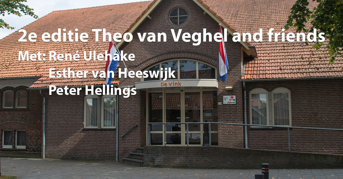 Theo van Veghel and friends