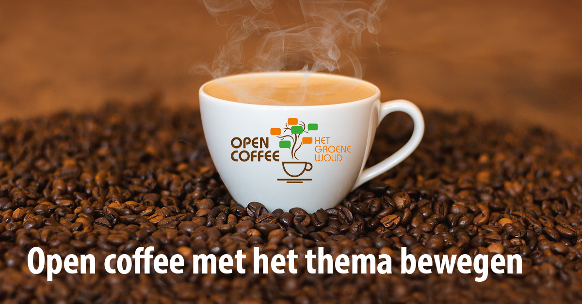 Open Coffee bewegen