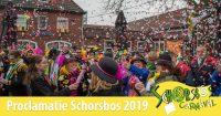 Proclamatie schorsbos 2019