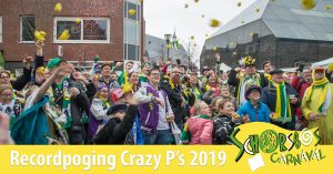 Recordpoging Crazy P