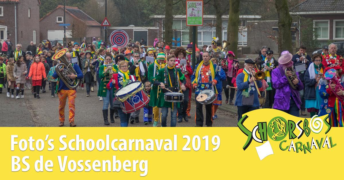 Schoolcarnaval de Vossenberg