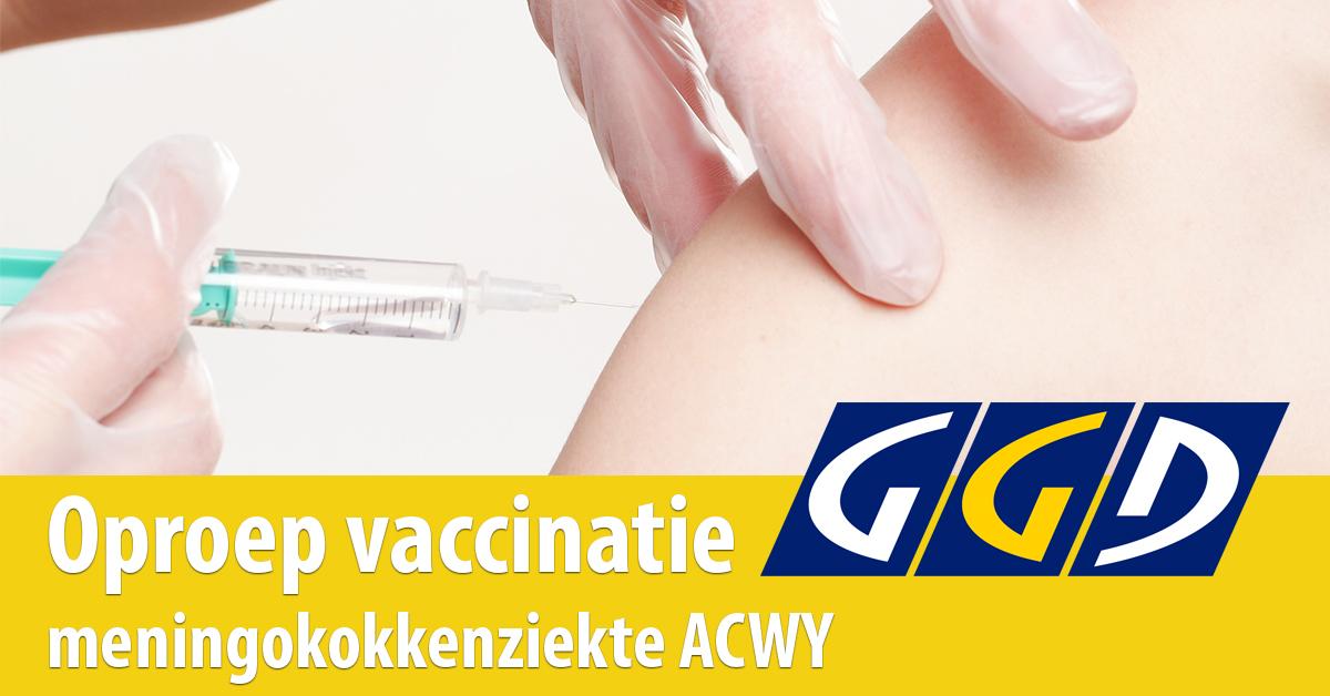 Vaccinatie GGD