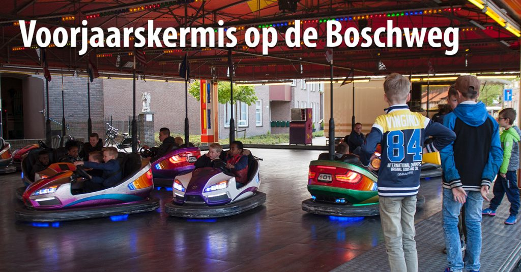 Voorjaarskermis Boschweg 2019