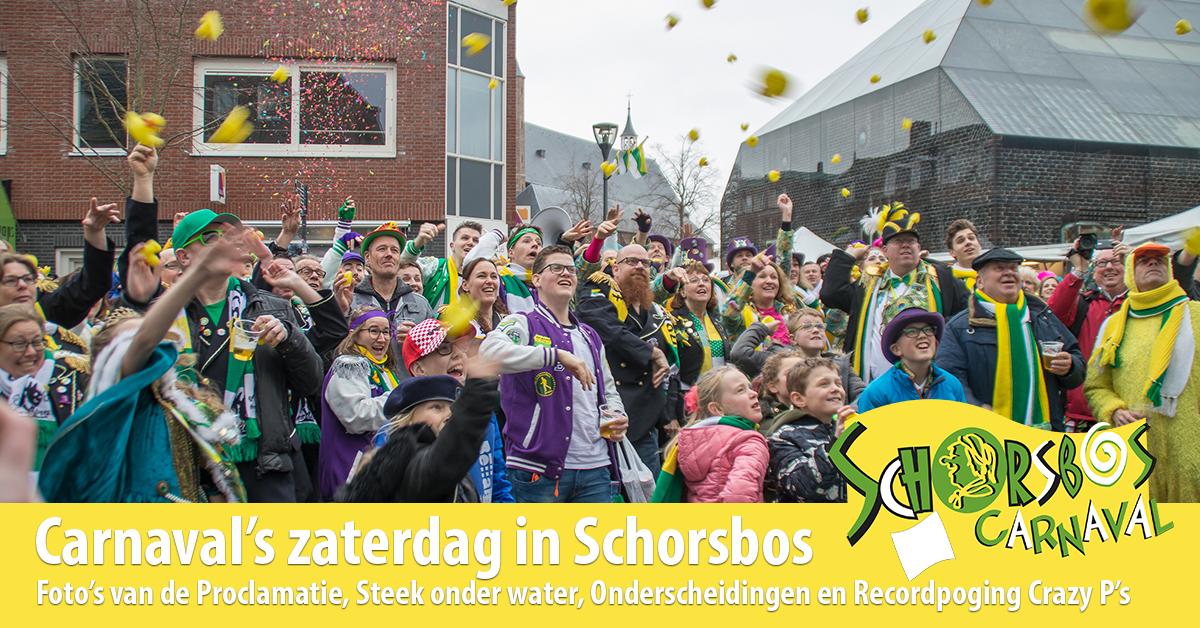 zaterdag schorsbos 2019