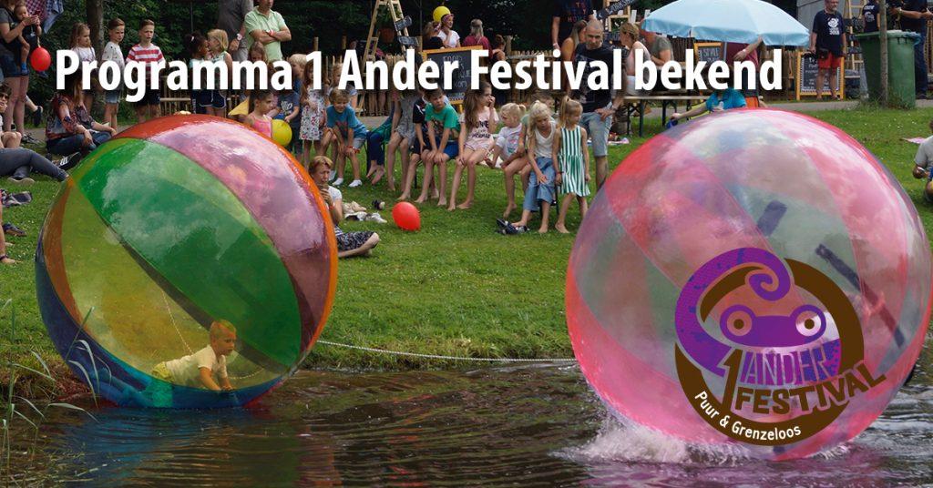 1 ander festival 2019 programma