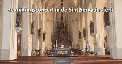Bevrijdingsconcert in de Sint Servatiuskerk