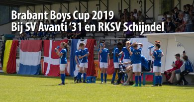 Brabant Boys Cup 2019