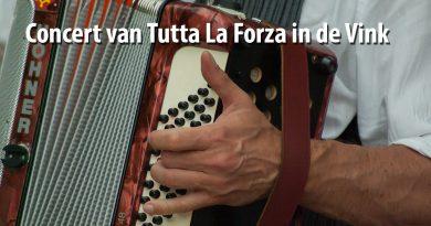 Concert Accordeonvereniging Tutta La Forza