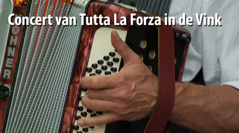 Concert Accordeonvereniging Tutta La Forza