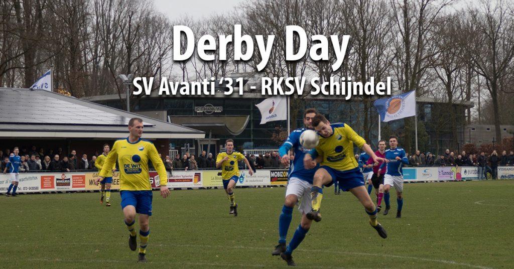 Derby Day avanti schijndel