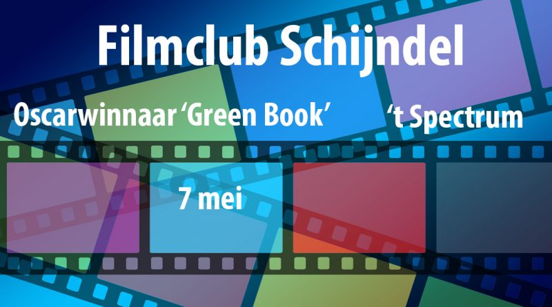 Filmclub-Schijndel_'t-Spectrum_Green-Book