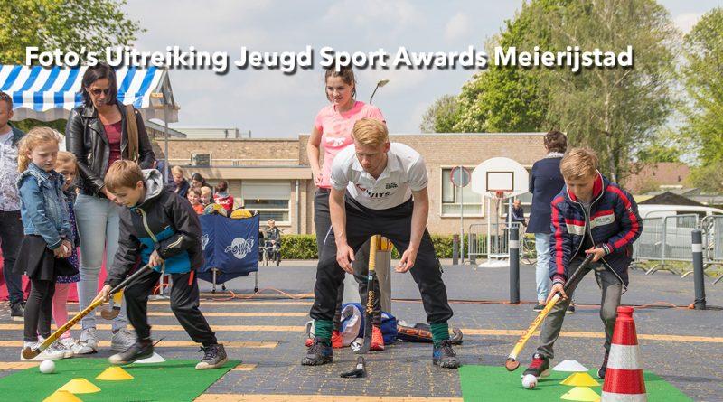 Foto's Uitreiking Jeugd Sport Awards Meierijstad