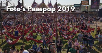 Foto's Paaspop 2019