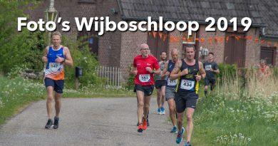 Foto's Wijboschloop 2019