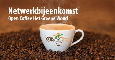 Open Coffee netwerkbijeenkomst