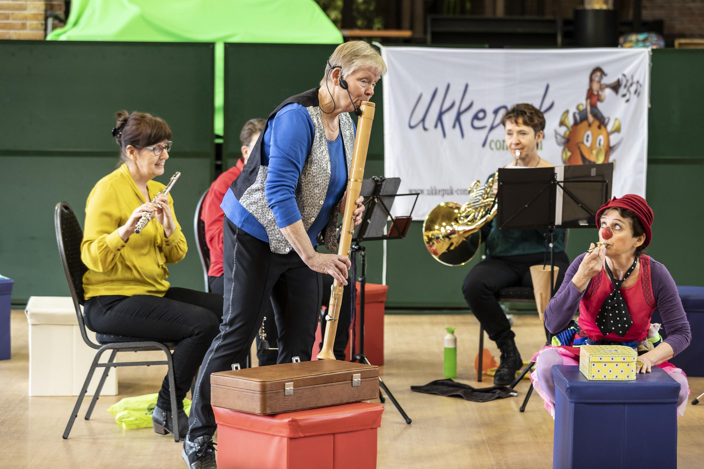 Ukkepuk concert 31 maart 2019