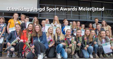 Uitreiking Jeugd Sport Awards Meierijstad