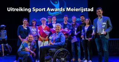 Uitreiking Sport Awards Meierijstad