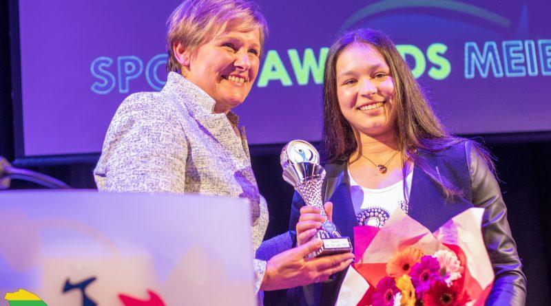 Sport Awards Meierijstad Dewy Lo-A-Njoe