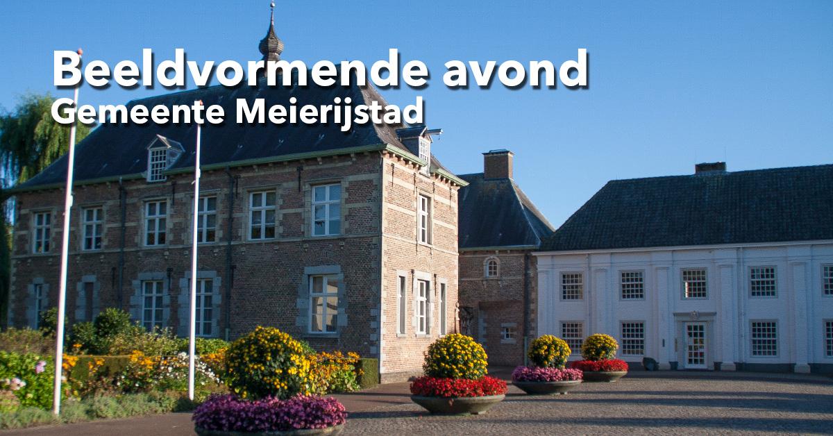Beeldvormende avond gemeente Meierijstad