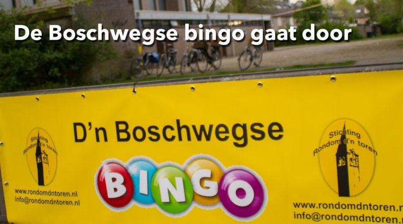 Boschwegse Bingo gaat door