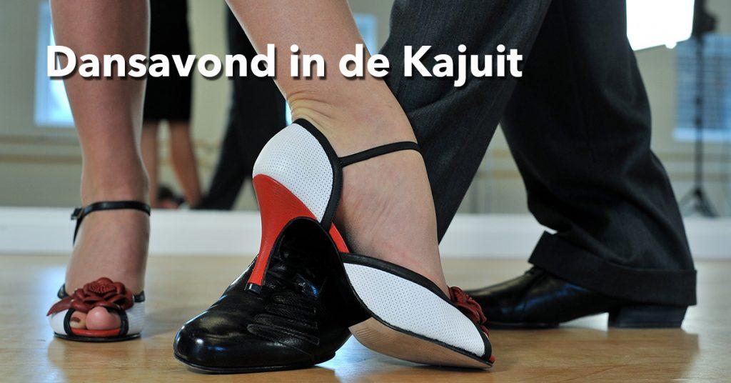 Dansavond in de Kajuit