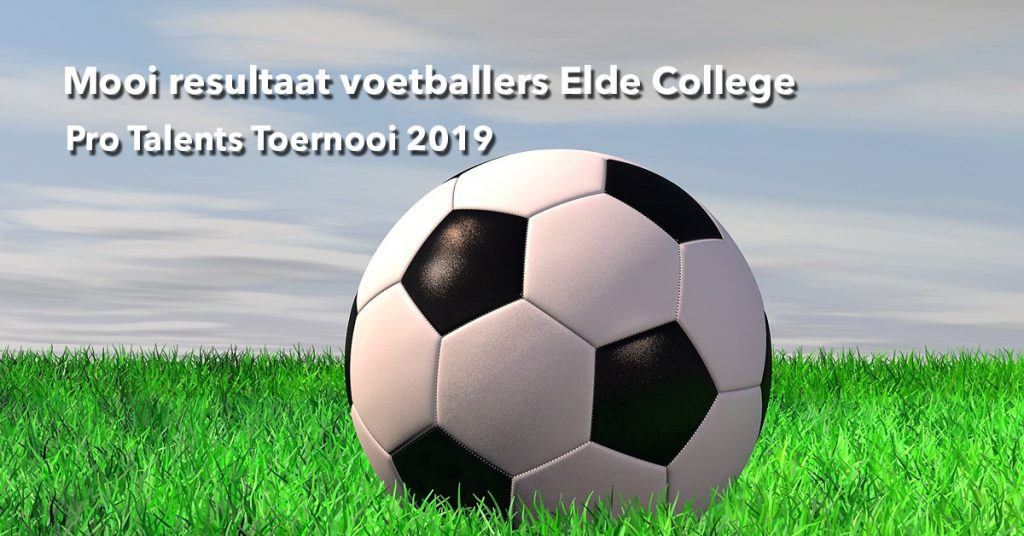 Elde-College_Pro-Talents-Toernooi