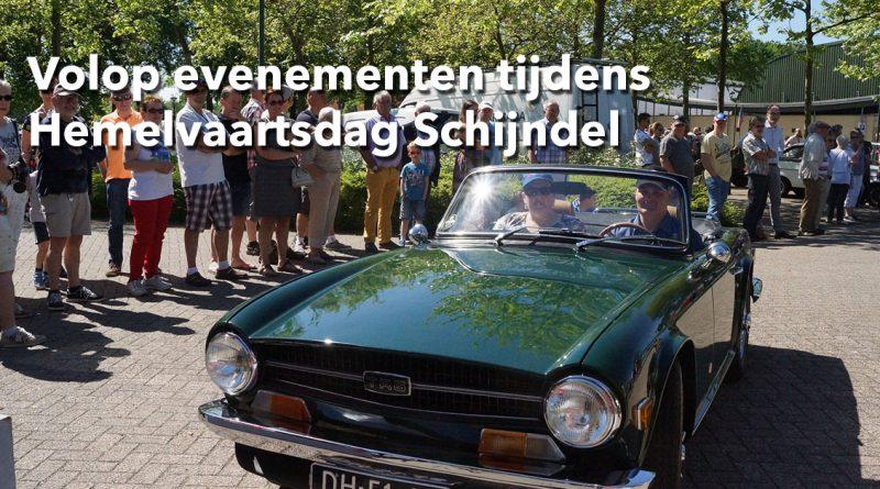 Evenementen Hemelvaartsdaag-oldtimer