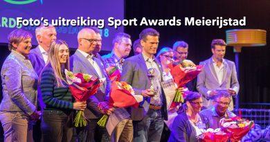 Foto's uitreiking Sport Awards Meierijstad 2018