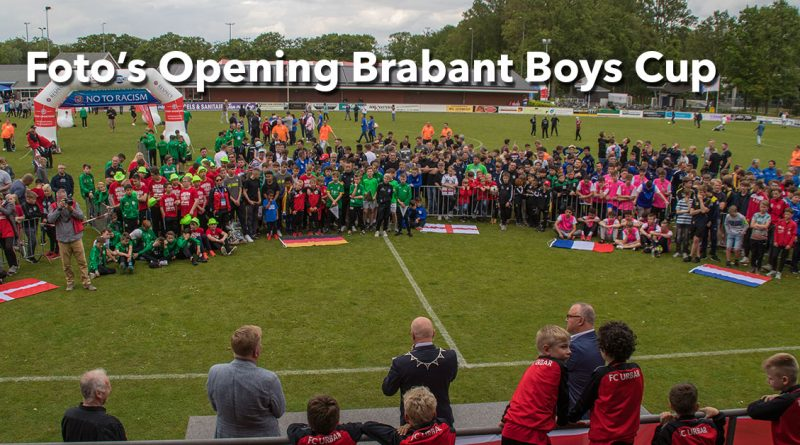 Foto's Opening Brabant Boys Cup