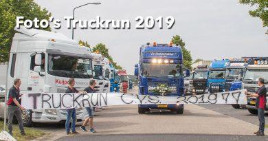 Foto's Truckrun 2019