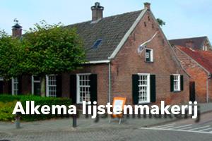 Logo Alkema lijstenmakerij
