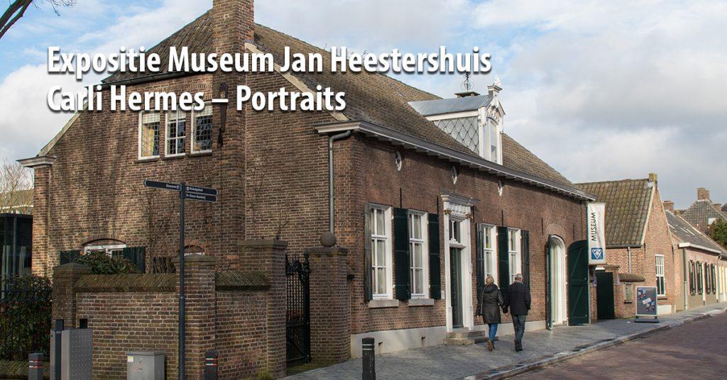 Museum heestershuis Carli Hermes Portraits
