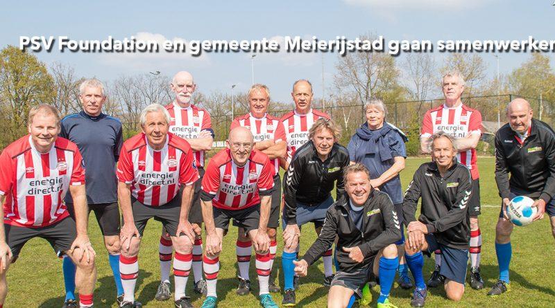 PSV Foundation en gemeente Meierijstad gaan samenwerken