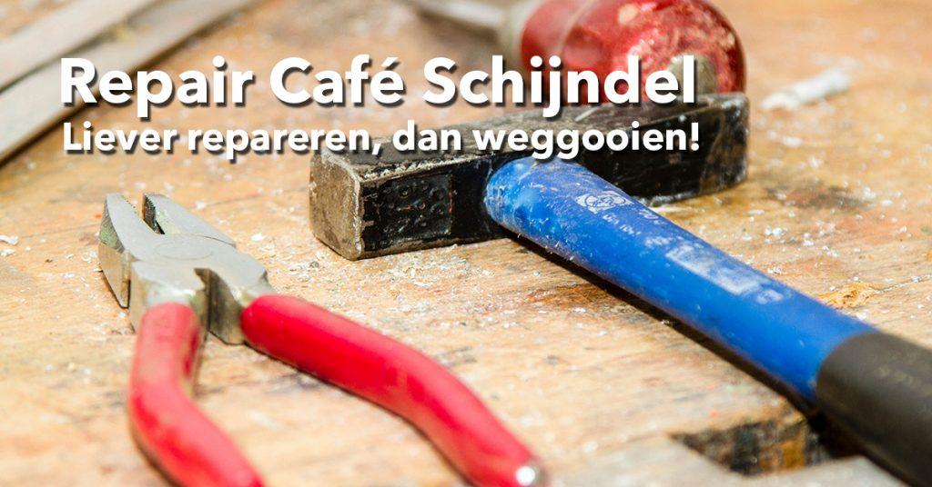 Repair Café Schijndel gereedschap