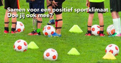 Samen voor een positief sportklimaat