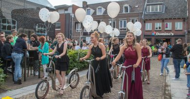 Elde Gala parade 2019 step
