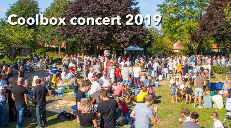 Coolbox concert 2019
