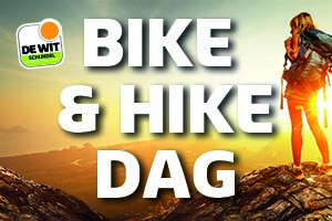 Bike en Hike De Wit
